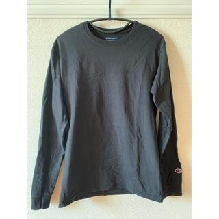 Champion - チャンピオン ロングTシャツ 黒