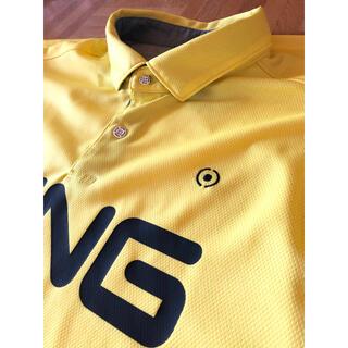 ピン(PING)のゴルフ メンズ ポロシャツ  PING(ウエア)
