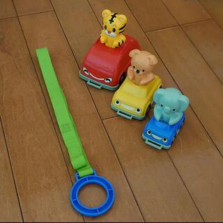 ベネッセ こどもチャレンジ しまじろう 車 カー おもちゃ 知育玩具(知育玩具)