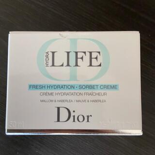 ディオール(Dior)のDior ライフソルベクリーム(フェイスクリーム)