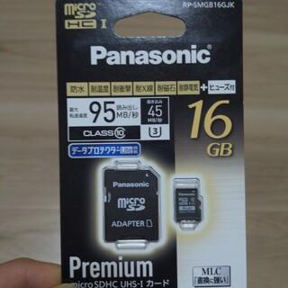 パナソニック(Panasonic)のPanasonic MicroSDカード 16GB専用(その他)