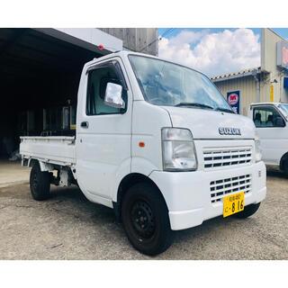 スズキ(スズキ)の低走行 車検令和5年9月 キャリィトラック DA63T オートマ(車体)