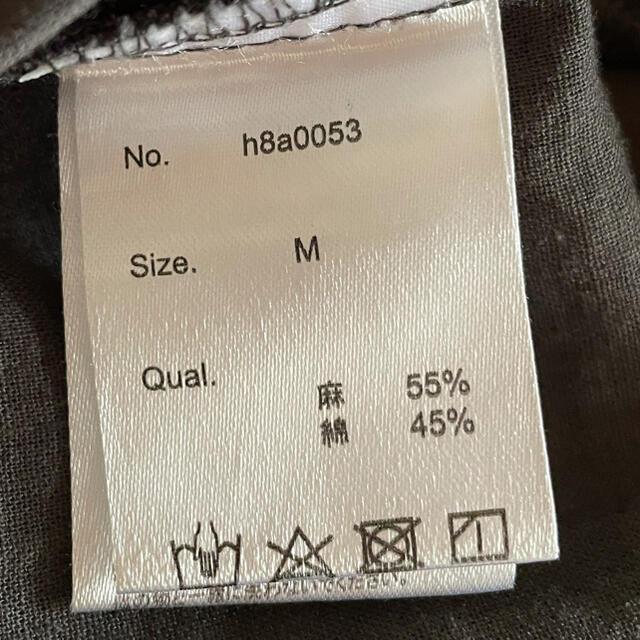 Solberry(ソルベリー)のソウルベリー スミクロ 羽織り  Mサイズ レディースのワンピース(ロングワンピース/マキシワンピース)の商品写真