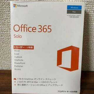 Microsoft - 未開封 Microsoft365 Personal Office365 Solo
