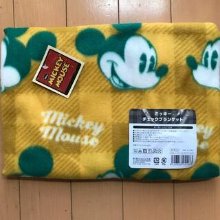 Disney - ミッキーマウス ブランケット 新品