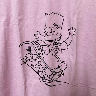シュプリーム(Supreme)の入手困難 Lil Gnar Gnarcotic Supreme SIMPSONS(Tシャツ/カットソー(半袖/袖なし))