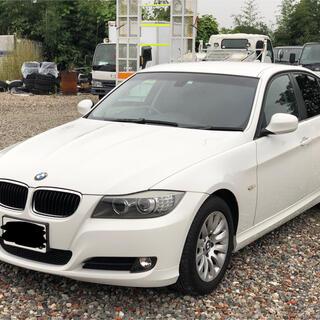 ビーエムダブリュー(BMW)のBMW3シリーズ後期‼️車検4/11迄‼️プッシュスタート‼️純正カーナビ付き(車体)