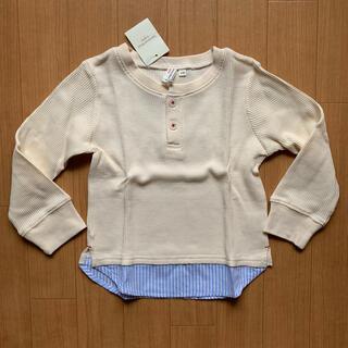 サマンサモスモス(SM2)のSamantha Mos2 ワッフルT(Tシャツ/カットソー)