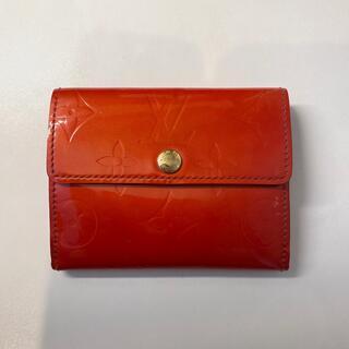 ルイヴィトン(LOUIS VUITTON)のルイヴィトン♡ヴェルニ財布(財布)