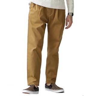 ナノユニバース(nano・universe)の【新品】nano universe ジャパンメイド テーパードスラックス(スラックス)