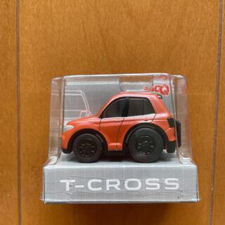フォルクスワーゲン(Volkswagen)のT-CROSS チョロQ ティークロス(ミニカー)