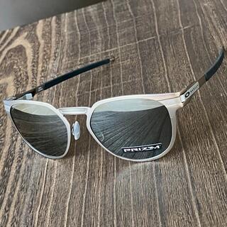 Oakley - サングラス オークリー ダイカッター サテン クローム プリズム ブラック 銀