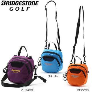 ブリヂストン(BRIDGESTONE)の新品 BRIDGESTONE GOLFブリヂストンゴルフ 3WAYポーチ PU(バッグ)
