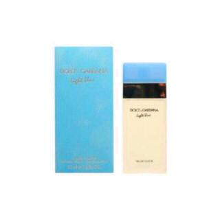 DOLCE&GABBANA - 新品 DOLCE & GABBANA パフューム light blue