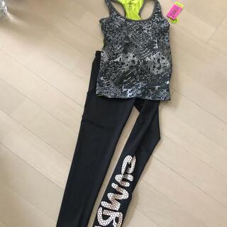 ズンバ(Zumba)の新品Zumba SET2 正規品 adidas Nike(ダンス/バレエ)