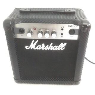 送料込み 美品 Marshall マーシャル MG10CF エレキギターアンプ(ギターアンプ)