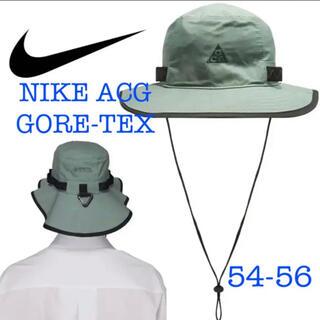 ナイキ(NIKE)の限定価格❗️NIKE ACG ゴアテックス バケットハット 54-56(ハット)