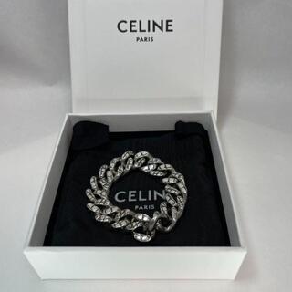 セリーヌ(celine)の新品 セリーヌ ブレスレット シルバー CELINE(ブレスレット/バングル)