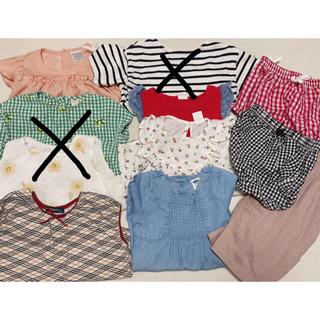 バーバリー(BURBERRY)の女の子 まとめ売り 8点(Tシャツ)