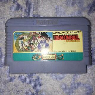 ドラゴンボール(ドラゴンボール)のドラゴンボール 神龍の謎 鳥山明 ファミコン(家庭用ゲームソフト)