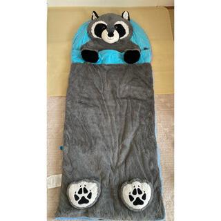 コストコ(コストコ)の子供用 寝袋 アニマル 動物(寝袋/寝具)