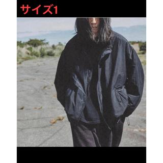 COMOLI - 9/30まで出品 comoli 20aw ナイロンショートジャケット size1