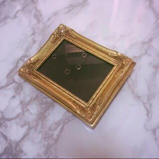 Francfranc - ゴールド アンティーク調 フォトフレーム アートポスター 送料無料