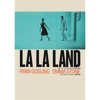 海外版ポスター『ラ・ラ・ランド』(La La Land) style A(印刷物)