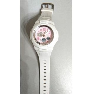 Baby-G - 【最終お値下】Baby-G 腕時計 ホワイト