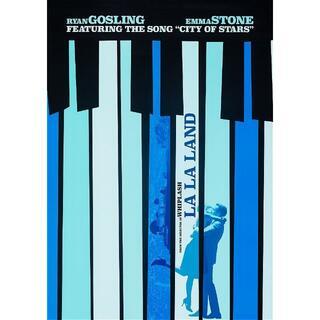 海外版ポスター『ラ・ラ・ランド』(La La Land) style B(印刷物)