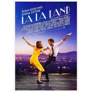 海外版ポスター『ラ・ラ・ランド』(La La Land) Dance style(印刷物)