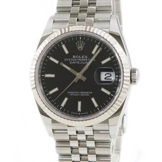 ロレックス(ROLEX)のロレックス  デイトジャスト 126234 自動巻き メンズ 腕時計(腕時計(アナログ))