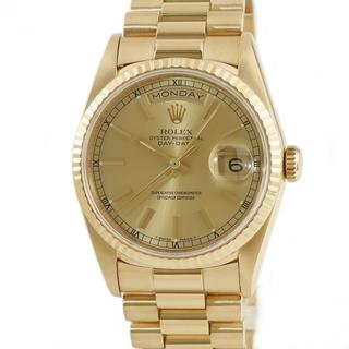 ロレックス(ROLEX)のロレックス  デイデイト 18238 自動巻き メンズ 腕時計(腕時計(アナログ))