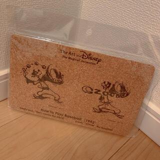 ディズニー(Disney)のグーフィー コースター2枚セット(キッチン小物)
