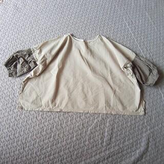 コドモビームス(こどもビームス)のハンドメイド バルーン袖プルオーバー 100-110(ブラウス)