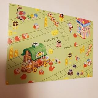 バラ売り 星のカービィ プププトレイン EXTRA おみやげ絵はがきセット(印刷物)