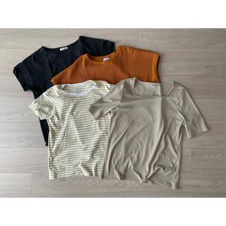 コーエン(coen)のトップス4枚セット(Tシャツ(半袖/袖なし))