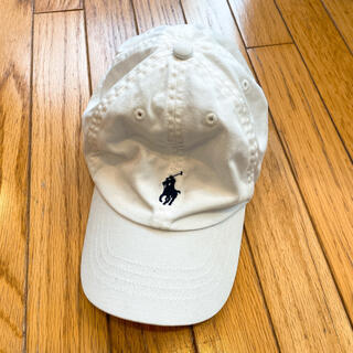 ポロラルフローレン(POLO RALPH LAUREN)のPOLO RALPH LAUREN 帽子 53~56cm(帽子)
