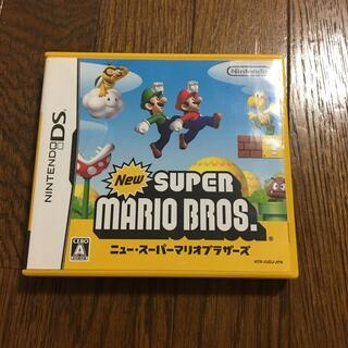 New スーパーマリオブラザーズ DS 美品