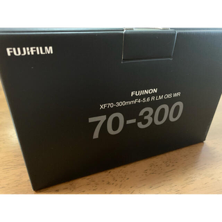 富士フイルム - 【新品】フジノンレンズ XF70-300mmF4-5.6 R LM OIS WR