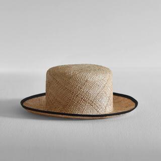 ネストローブ(nest Robe)のポイゼ PAL 麦わら帽子(麦わら帽子/ストローハット)