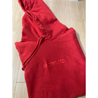 UNDEFEATED - undefeated hoodie パーカー 2XL XXL