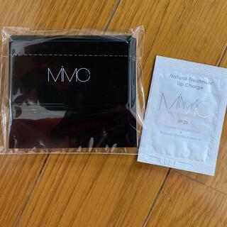 エムアイエムシー(MiMC)のMiMC ミネラルクリーミーファンデーション102  美容液 サンプル(ファンデーション)