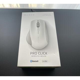 レイザー(LAZER)のRazer レイザー  Pro Click ワイヤレス マウス(PC周辺機器)