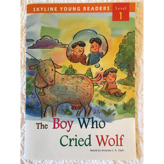 The Boy Who Cried Wolf(絵本/児童書)