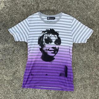 Hysteric Glamour ボーダーカットソー アンディーウォーホル(Tシャツ/カットソー(半袖/袖なし))