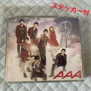 トリプルエー(AAA)のAAA Eighth Wonder(ポップス/ロック(邦楽))