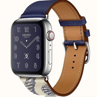 エルメス(Hermes)の新品エルメス Apple Watchバンド(レザーベルト)