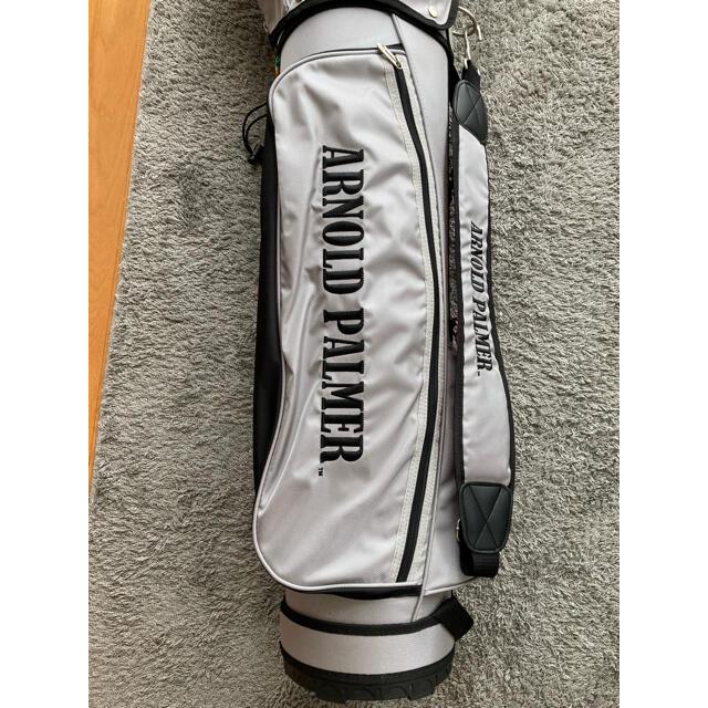Arnold Palmer(アーノルドパーマー)のゴルフキャディバッグ アーノルドパーマーセット 新品未使用品 スポーツ/アウトドアのゴルフ(バッグ)の商品写真