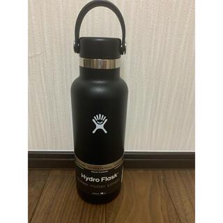 Hydro Flask ハイドロフラスク 18oz  532ml タンブラー 黒(水筒)
